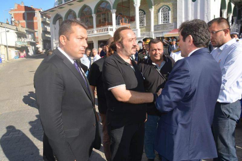 Kıbrıs Gazisi Özdirek son yolculuğuna uğurlandı