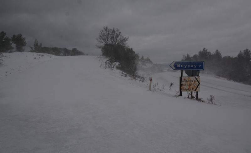Çanakkale'ye kar yağarsa...
