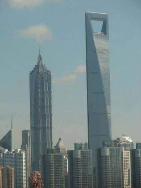 Dünyanın En Uzun Binaları