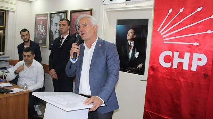 CHP Biga İlçe Danışma Kurulu Toplantısı Yapıldı