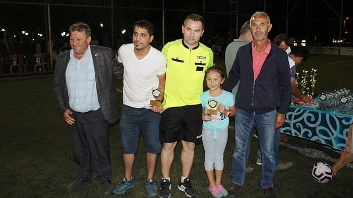 Gümüşçay'da Futbol Turnuvası