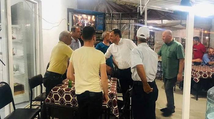 CHP Milletvekili Ceylan'ın Köy Ziyaretleri