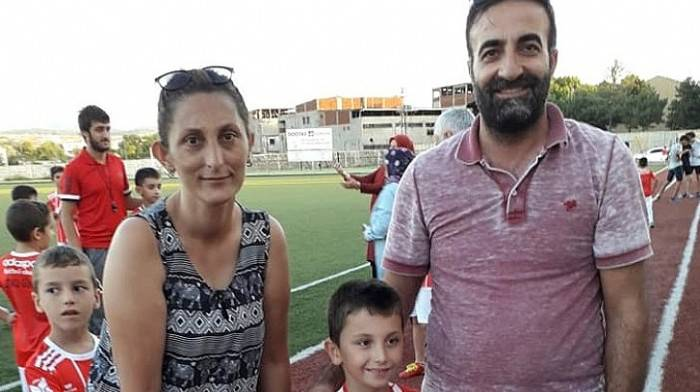 'Yaz Futbol Okulu' Sona Erdi