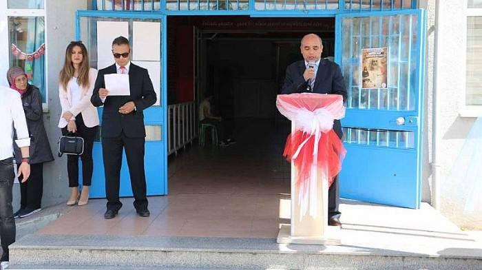 Biga'da 4006 Tübitak Bilim Fuarı Açıldı