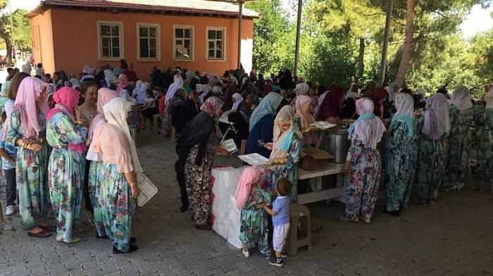 Ambaroba Köyü Hayrı Yapıldı