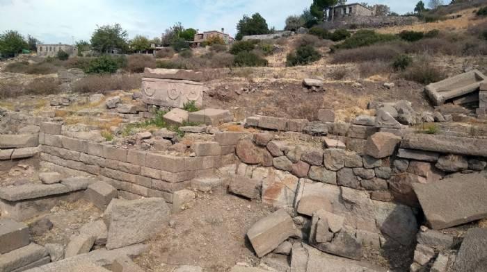 Assos Ören Yeri UNESCO Dünya mirası geçici listesine alındı
