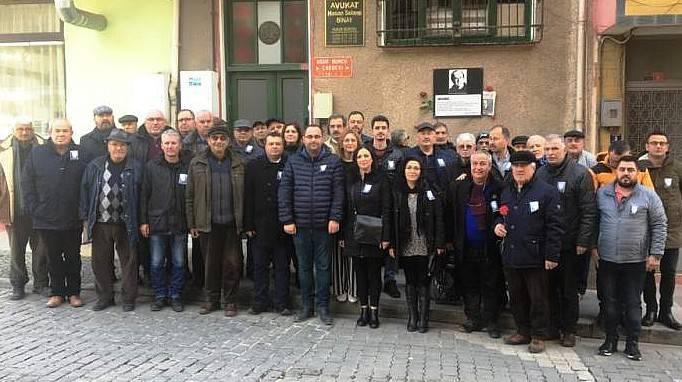 BİGA CHP UĞUR MUMCU'YU ANDI