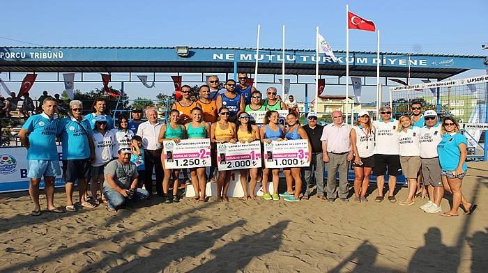 Lapseki 20. Plaj Voleybolu Turnuvası