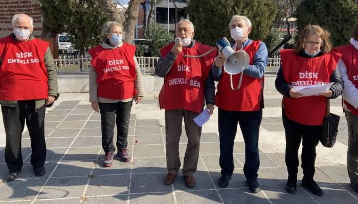 DİSK Emekli Sendikası 2'inci Yaşını Kutladı
