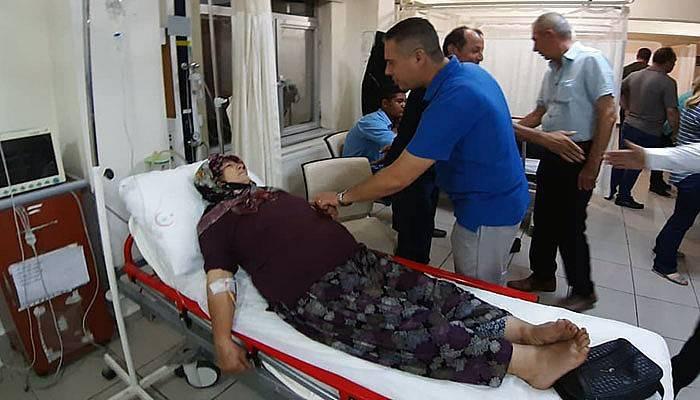 Bayramiç'te koli basili iddiası! 600 kişi hastaneye başvurdu