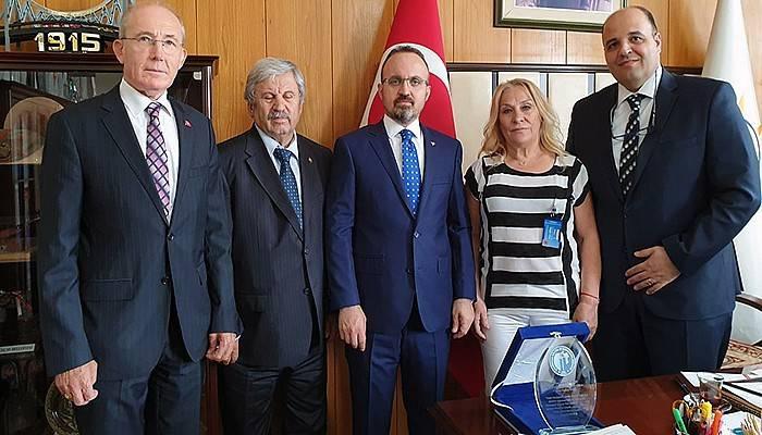 Ankara'daki Çanakkaleliler Turan'a konuk oldu