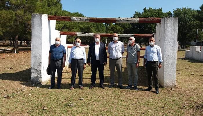 Ziraat Fakültesi Zooteknik Bölümü İçin İncelemeler Başladı