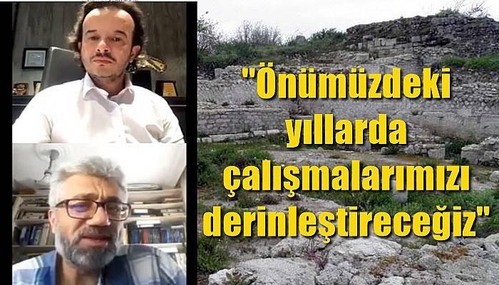 Prof. Dr. Erhan Öztepe, Gölcük'ün canlı yayın konuğu oldu