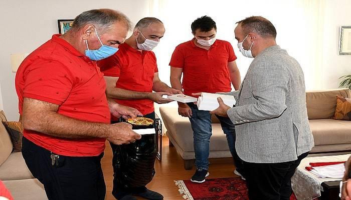 """""""Dev proje ile sporun kalbi Çanakkale'de atacak"""""""