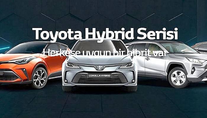 Toyota'da kampanyalar devam ediyor