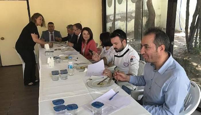 Ayvacık'ta yöresel yemek yarışması