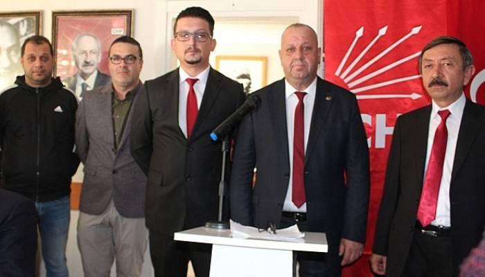 CHP Biga'da Diren, başkanlığa adaylığını açıkladı