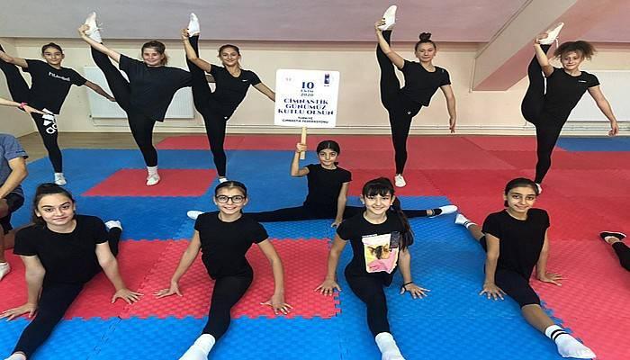 Türkiye Cimnastik Günü KutluOlsun