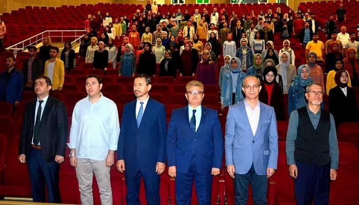 ÇOMÜ İlahiyat Fakültesi 2019-2020 Eğitim-Öğretim Yılı Açılış Programı Gerçekleşti