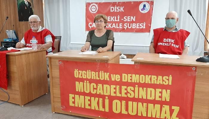 Türkiye' de emekliler açlık sınırının altında yaşıyor