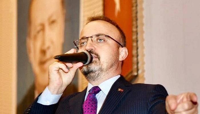 Turan: Bunların partisi bildiğiniz Game of CHP