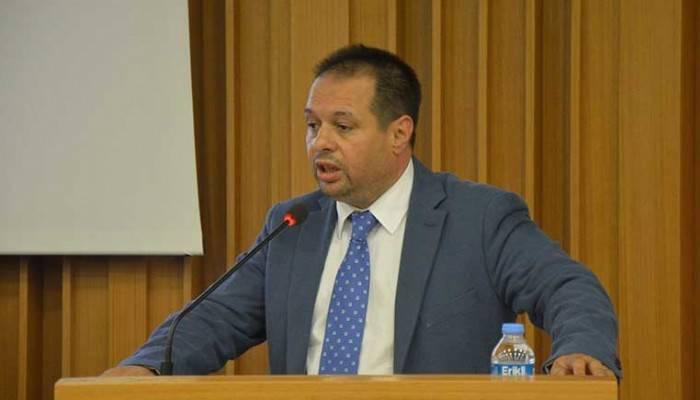 Çanakkale Ticaret Borsası Başkanı Kaya Üzen; 'SU BİTERSE, TARIM DA SUSAR'