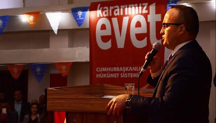 """""""Biz Bu Ülke Siyasi Krizlerden Etkilenmesin İstiyoruz"""" (VİDEO)"""