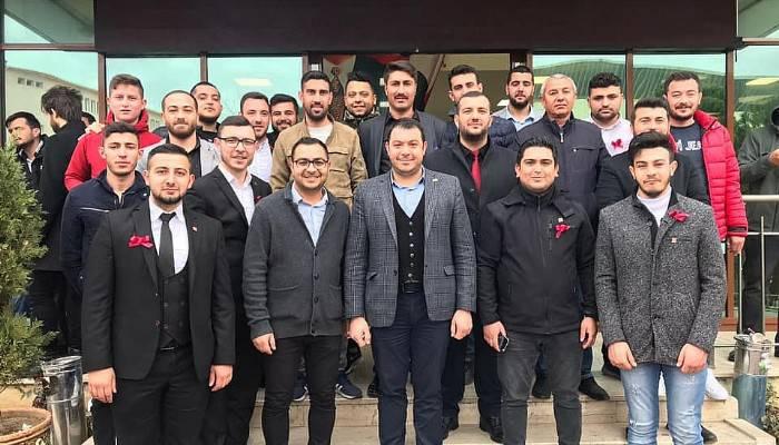 CHP'nin Yeni Gençlik Kolları BaşkanıNahit Eren Oldu