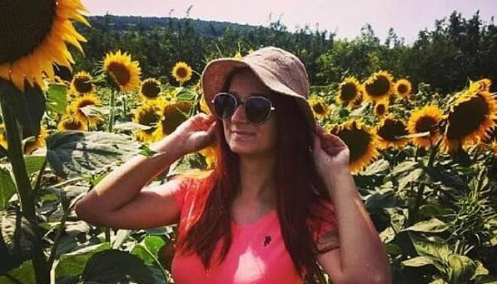 Gelibolu'da Ayçiçeği Tarlaları Doğal Fotoğraf Stüdyosuna Döndü