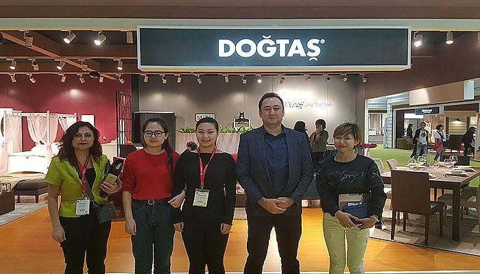 Doğtaş, Çin Fuarı'nda yeni yatırımlara imza attı