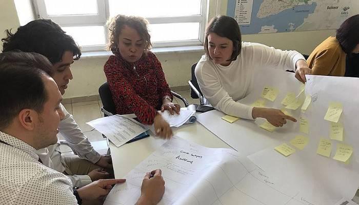 GMK Çanakkale'deki Proje Eğitimleri Devam Ediyor