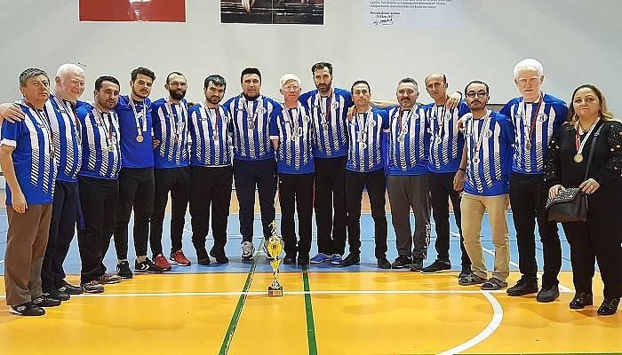1915 Çanakkale Spor Kulübü Futsal Takımı 1. Lige Yükseldi