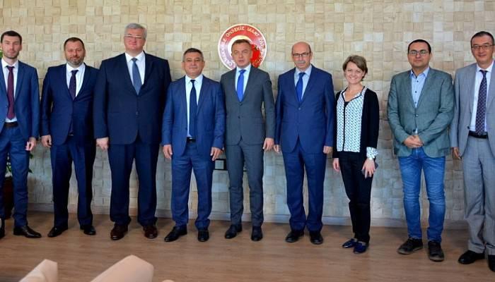 ÇOMÜ ve Ukrayna Arasındaki İşbirliği Güçleniyor