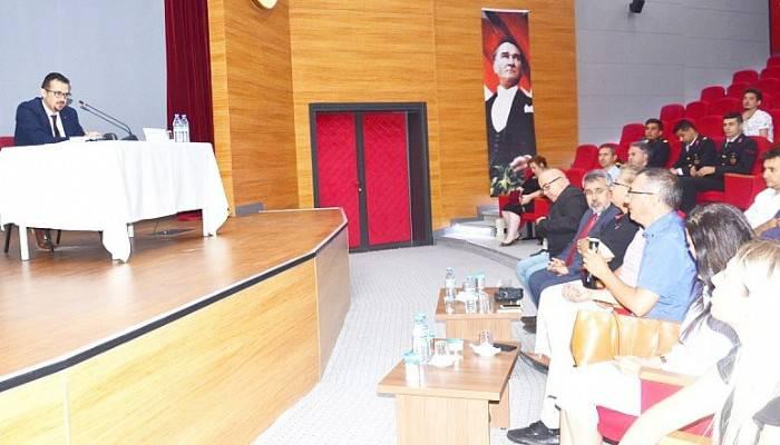 Türk Dış Politikasına 15 Temmuz 2016 Darbe Girişiminin Etkileri Konferansı Gerçekleşti