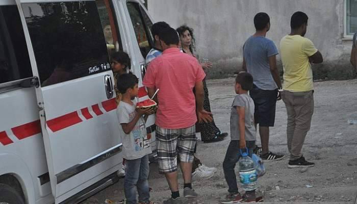 Çanakkale'de 27 Yabancı Uyruklu Yakalandı