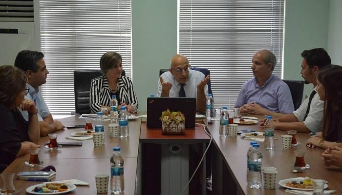 Sağlık Hizmetleri MYO'da Akademik Kurul Toplantısı