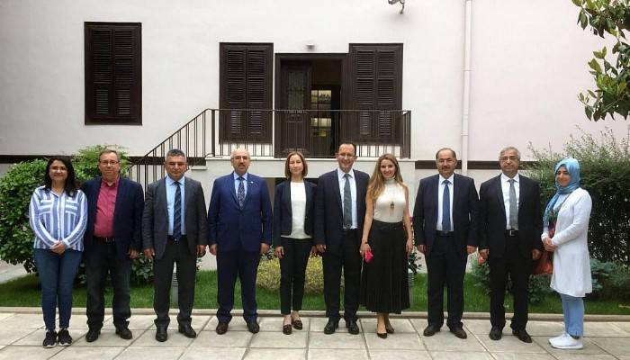 Trakya Üniversiteler Birliği Selanik'te tanıtıldı