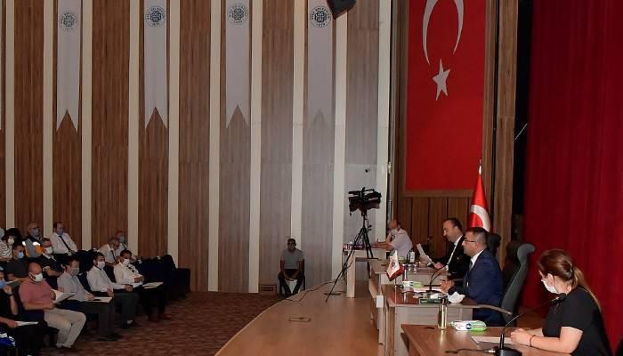 Biga Belediye Meclisi Azerbaycan'a Destek Oldu