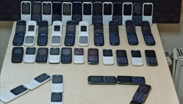 Çanakkale'de gümrük kaçağı cep telefonu operasyonu