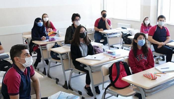 Okullarda Yüz Yüze Eğitimde Üçüncü Aşama 2 Kasım Pazartesi Günü Başlıyor