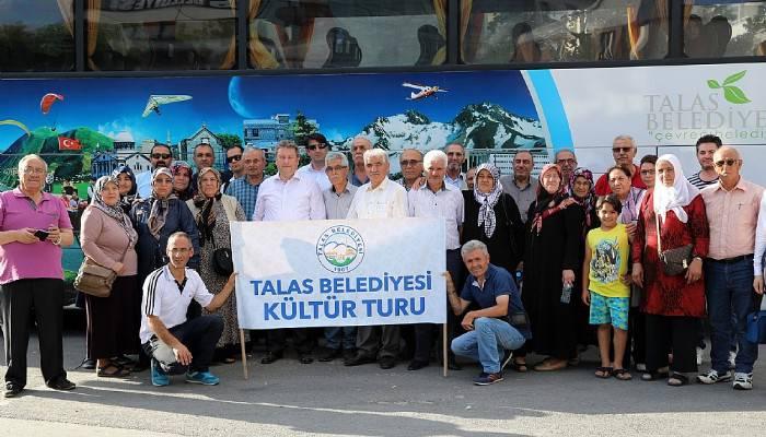Muharip Gazilere Çanakkale Gezisi