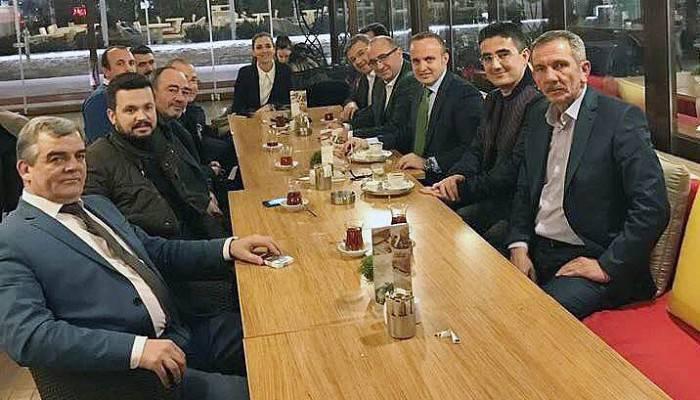 Ankara'da referandum buluşması