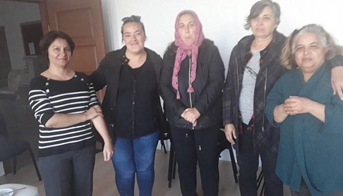 Kadın komisyonu toplandı