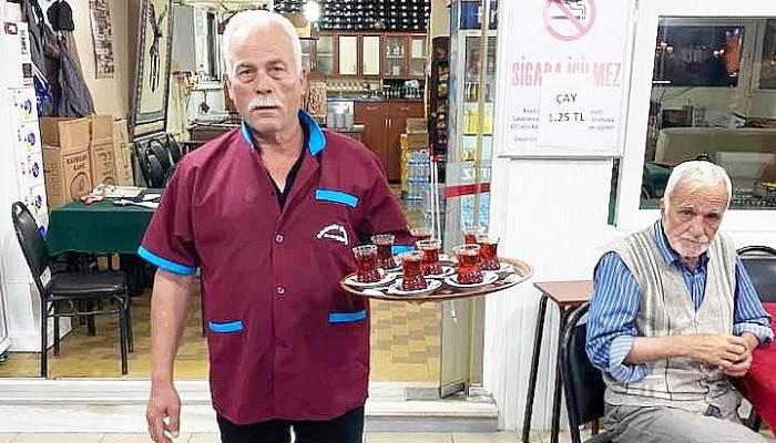 Biga Kahveciler Odası Başkanı Yavuz: BOYNUMUZ KILDAN İNCEDİR