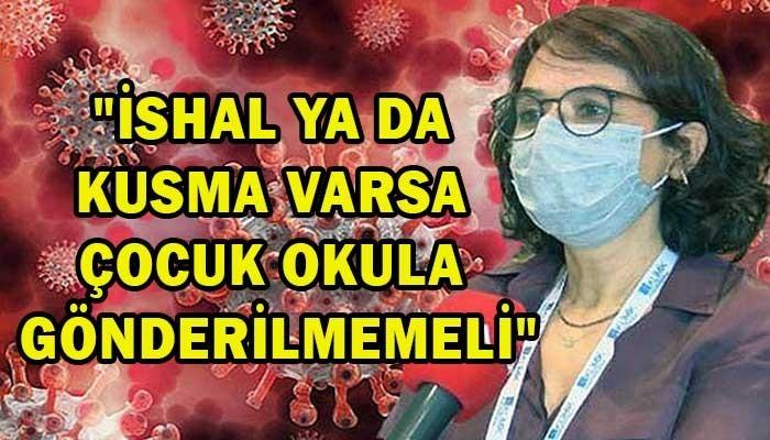 Bilim Kurulu Üyesi Prof. Dr. Yavuz'dan Norovirüs uyarısı! (VİDEO)