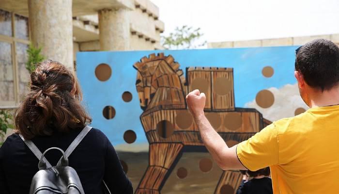 Tevfikiye Arkeo-Köy Sanat Günleri hız kesmeden devam ediyor