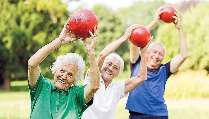 Yeşildağ: Yaşlılarda Egzersiz Ayrı Bir Önem Taşıyor