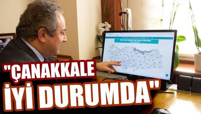 Sağlık Bakanlığı Bilim Kurulu Üyesi Prof. Dr. İlhan normalleşmeye yakın illeri açıkladı: 'ÇANAKKALE İYİ DURUMDA' (VİDEO)
