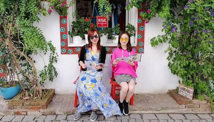 Çinli turizmciler yeni ziyaret noktaları belirledi