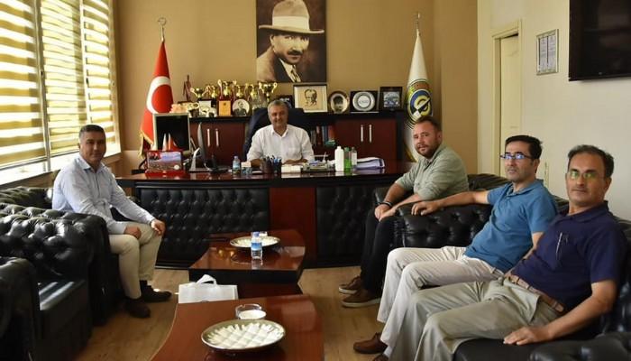Başkan Bayram'dan Trakya ziyaretleri